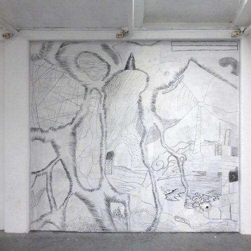exhibition 'Buiten de Lijnen'  De Fabriek Eindhoven, 2016